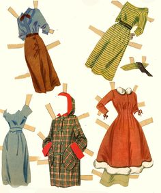 Debbie Reynolds 1953 - Bobe Green - Picasa Webalbum* 1500 free paper dolls at Arielle Gabriels International Paper Doll Society also free paper dolls at The China Adventures of Arielle Gabriel *