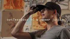 Confessions of a Paper Junkie  (2:52)  by Graham Smith  The good folks at Strathmore Artist Papers™ were curious to see inside my actual art studio, and wanted me to draw something in their sketchbook. I told them, I draw on hundreds of sheets of Strathmore® paper a year, plus anything else I can get my hands on. But by all means, please send more. I'll be happy to draw on it, give a tour, and nerd out about paper anytime!  So, last month we filmed this video.  :)  (transcript)  Art ...