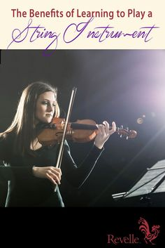 The Benefits of Learning to Play a String Instrument http://www.connollymusic.com/revelle/blog/Benefits-of-Learning-to-Play-a-String-Instrument @Revelle Strings Violins