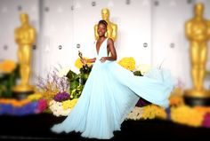 Look do Oscar 2014: Lupita Nyong'o