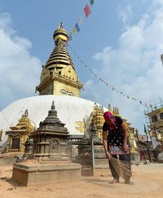 Following the devastating earthquake in April, Nepal's UNESCO sites are being added to the organization's list of sites in danger