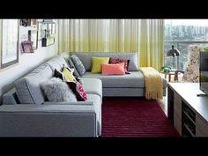 Como decorar uma casa pequena com tapetes