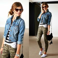 Denim Jeans Jacket  With Lining Shirt