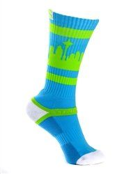 Strideline Socks / Sea Town / Sounders / Strapped Fit $12.95