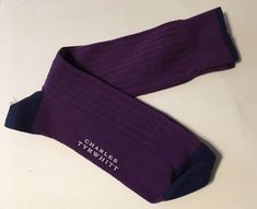 Charles Tyrwhitt Logo printed in white. One Pair of Cotton Socks. Green Sky, Green And Grey, Blue Grey, Socks For Sale, Charles Tyrwhitt, Cotton Socks, Purple, Casual, Shirts