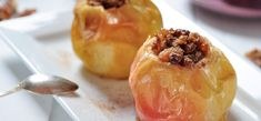 Slow Cooker Baked Stuffed Apples