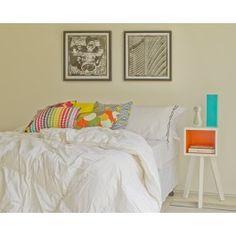 O Edredom Casal Cerda com Fibra Siliconizada Branco é perfeito para renovar a sua cama e transformar o seu quarto.