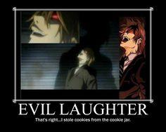 EVIL LAUGHTER by RattKazamata.deviantart.com on @DeviantArt
