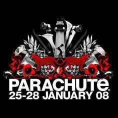 Parachute Music Festival Logo 2008. parachutemusic.com Music Festival Logos, Darth Vader, History, Movies, Movie Posters, Fictional Characters, Historia, Films, Film Poster