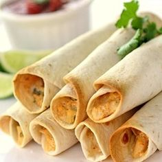 Great Chicken Taquitos - Allrecipes.com