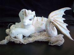 Beautiful pony mermaid / mermare Ali'ikai'kea a Swap Pony by KimmersCustoms.deviantart.com on @deviantART