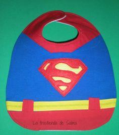 Babero superman