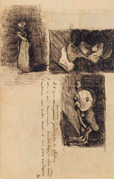 The letter of Van Gogh to his brother Theo... a key to understand and know the work of Van Gogh