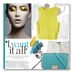 I want it all by stylemoi-offical on Polyvore featuring polyvore fashion style adidas stylemoi