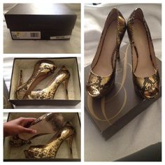 "Selling this ""Enzo Angiolini Platform Pumps"" in my Poshmark closet! My username is: _theechanel. #shopmycloset #poshmark #fashion #shopping #style #forsale #Enzo Angiolini #Shoes"