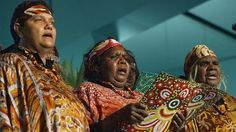 The Central Australian Aboriginal women's choir are headed to Germany.