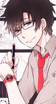 Aoharu x Kikanjuu Hot Anime Boy, Anime Guys, Anime Chibi, Manga Anime, Aoharu X Machinegun, Ao Haru, Darling In The Franxx, Manga Boy, Mystic Messenger