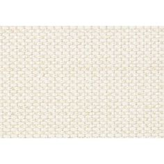 Check out this item at One Kings Lane! Clax Sisal w/Ivory Border, White