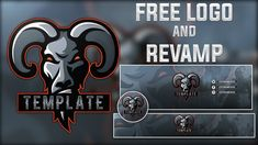 115+ FREE YouTube Gaming Logo, Banner & Avatar Template   Graphic Design Resources Youtube Banner Design, Youtube Banners, Eagle Mascot, Eagle Logo, Steam Avatar, Gaming Banner, Channel Art, Free Youtube, Free Logo