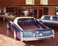 CADILLAC PICKUP 1977