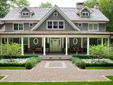 Stone Residence 1 - traditional - exterior - nashville - by Norris Architecture