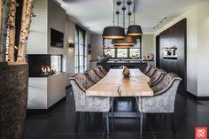 Laat je inspireren door het project: Villa België. Exclusieve foto's en het verhaal.