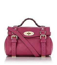 Mulberry Mini Alexa Crossbody bag