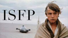 Luke Skywalker ISFP   Star Wars #MBTI #ISFP