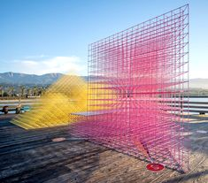 Gallery of Runaway – A Temporary Splash of Color for the Santa Barbara Waterfront - 10