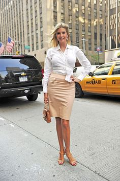 Ivanka Trump  Ready for Business. PattyonSite™