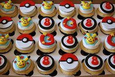 Pokemon Cupcakes