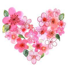 Margaret Berg signe une nouvelle illustration tout simplement adorable, en s'inspirant des fleurs de cerisiers. Nous aussi, ça nous inspire!  Venez nous visiter au Crackpot Café pour réaliser votre prochain projet de peinture sur céramique!