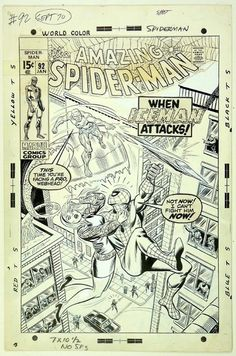 Ungoliantschilde Comic Book Pages, Comic Book Artists, Comic Book Covers, Comic Artist, Stan Lee Spiderman, Spiderman Spider, Amazing Spiderman, Marvel Comic Books, Comic Books Art