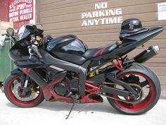 My 2003 Yamaha R1 Limited Edition...   Sweet ride dude