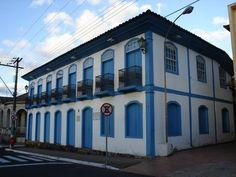 Araxá (MG) - Museu Casa de Dona Beja