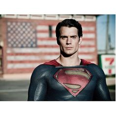 Superman Man Of Steel Movie Portrait Gallery Print