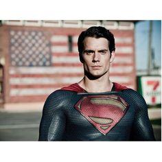 Superman Man Of Steel Movie Portrait Gallery Print