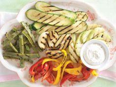 Receta de Vegetales asados con