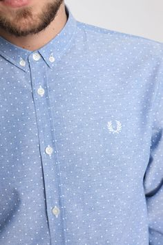 Fred Perry | Dot Shirt