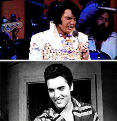 Elvis - Aloha Rehearsal Concert and Scene during Jailhouse Rock