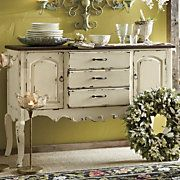 78 Awesome French Country Dining Room Decor Ideas - Page 16 of 80 French Furniture, Paint Furniture, Furniture Makeover, Furniture Design, Muebles Shabby Chic, Shabby Chic Decor, French Decor, French Country Decorating, French Country Wall Decor