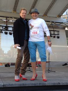 Sept. 26, 2012 - Walk a Mile in Her Shoes