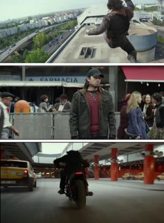 Bucky in the Captain America: Civil War trailer<<< THIS IS NOT A DRILL PEOPLE