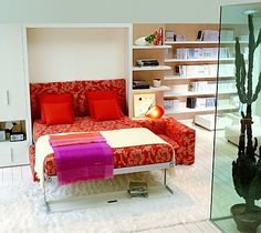 Clever Ways To Hide A Bed - 12 Incredible Ideas  | Curbly