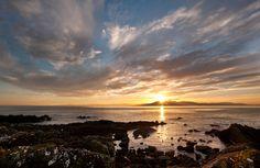 sunset-at-arran-shards by Jamie Glenday