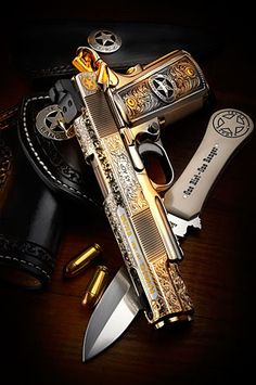 The Home of Quality Custom Firearms, Tactical Training and The Tactical Marksman's Match. Tactical Training, Tactical Gear, Weapons Guns, Guns And Ammo, Colt M1911, Revolvers, Rifles, Armas Ninja, 1911 Pistol