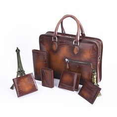 TERSE--a set of bags and wallets