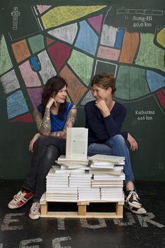 Das Buch der Bücher: Katalog zu »Die schönsten deutschen Bücher 2012«