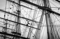 Rigging in the years  by Colin.W.F.Smith