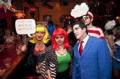 Taco Boy Halloween Party 2012 #tacoboy #charleston #halloween